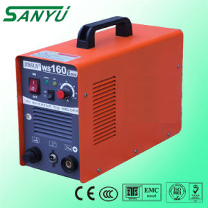Sanyu Inverter TIG Welder (TIG-200) pictures & photos