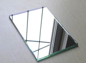 Aluminum Mirror 2mm for Decaration pictures & photos