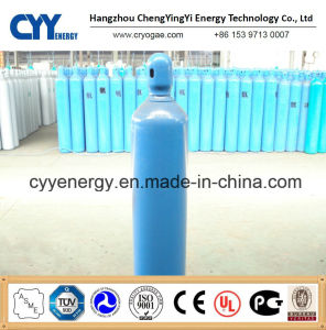 30L High Pressure Oxygen Nitrogen Argon Carbon Dioxide Steel Welding Gas Cylinder pictures & photos