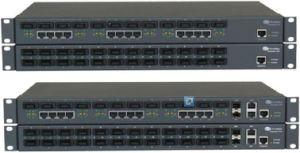Gigabit Smart Rack-Mount Optical Fiber Ethernet Switch pictures & photos