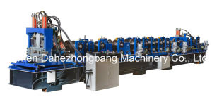Gearbox C Shape Purlin Roll Forming Machinery