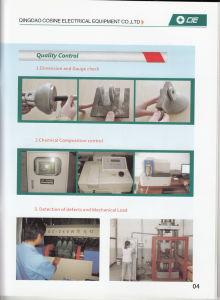 Clevis Cap for Suspension Porcelain Insulator pictures & photos