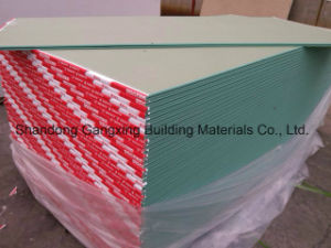 Moisture-Proof Paper Faced Gypsum Board pictures & photos