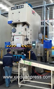 Taiwan Automobile Components Punching 260ton Power Press pictures & photos