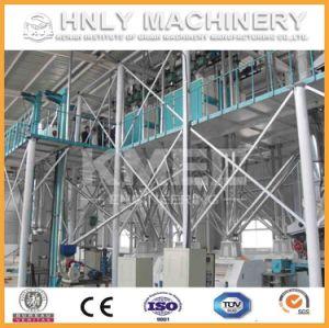 100t/D Complete Low Price Corn Milling Machine/Maize Flour Grinding Mill Machine pictures & photos