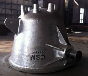 Casting Ladle for Metallurgical Plants