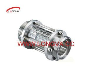 Stainless Steel Tubular Sight Glasses (pipe fittings) pictures & photos