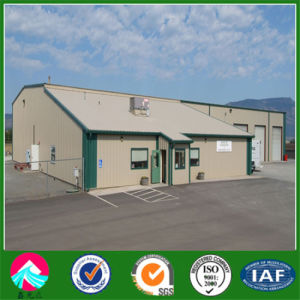 Prefabricated Industrial Commercial Building pictures & photos