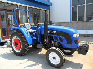 High Quality Th600 Tractor with Ce (60HP, 2WD)