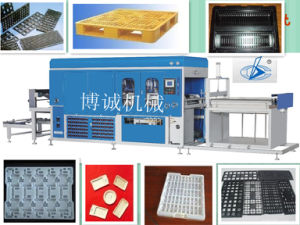 Automatic Plastic Thermoforming Machine (BC-700/1200A-2)