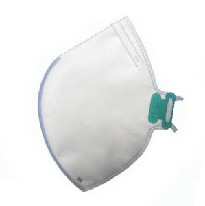 Economical Class N95 Particulate Flat Fold Respirator pictures & photos