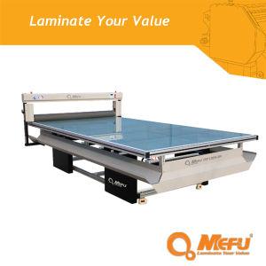 (MF1725-B4) Mefu Brand Flatbed Laminator, Cold Laminator, Laminating Flex and Rigid Materials pictures & photos