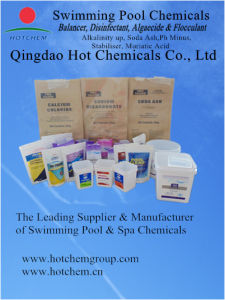 Swimming Pool Chemical /SDIC/TCCA/Cyanuric Acid/Calcium Hypochlorite pictures & photos