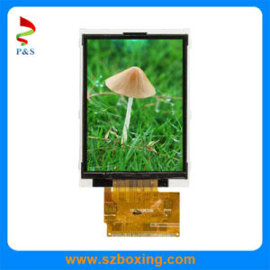 "3.2 "" Sunlight Readable Transflective TFT LCD pictures & photos"