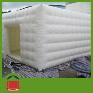 High Quality PVC Cube Inflatable Tent pictures & photos