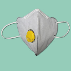 Nonwoven Protective Face Dust Mask with Earploop pictures & photos