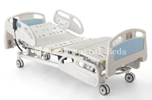 Three-Function Electric Hospital Beds Manufacturer pictures & photos