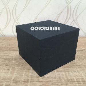 Dark Blue Watch Paper Packing Gift Box pictures & photos