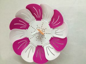 Decorative Cheap Plastic Fruit Plates pictures & photos