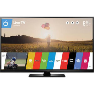 60-Inch Plasma Hdtvs 1080P Smart Television with Wi-Fi
