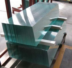 Toughened Glass From Silk-Screen Printing for Household Appliance Furniture Glass pictures & photos
