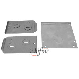 Welding Welded Stamping Parts of Construction Metal Fabrication pictures & photos