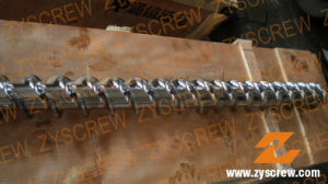 Screw Barrel for Rubber Extruder (ZYR 220) pictures & photos