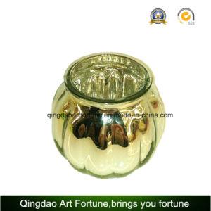 Mercury Glass Pumpkin Jar for Christmas Hollowen pictures & photos