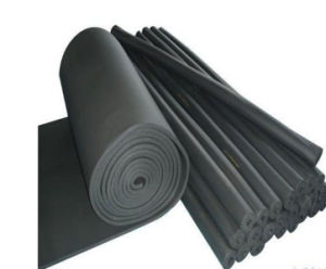 Black Rubber Foam Insulation Tube pictures & photos