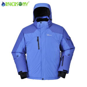 Men′s Ski Wear Blue pictures & photos