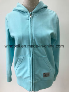 Plain Basic Style Hoody for Girl pictures & photos