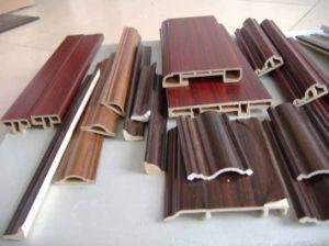 PP Wood Plastic Profile Machine pictures & photos