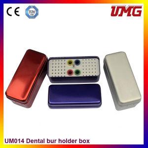 Dental Tools List 60 Holes Dental Endo Bur Box Organizer pictures & photos