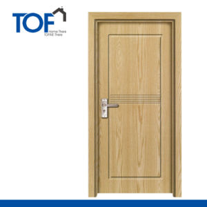 Promotion Popular PVC Wooden Interior Door