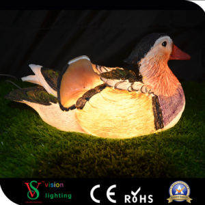 Holiday Decorative Lighting Mandarin Duck Lights pictures & photos