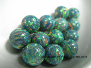 Created Opal Beads for Jewelry pictures & photos