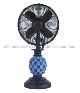 Decorative 10 Inch Electric Fan with Ce pictures & photos