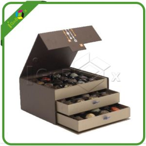 Elegant Paper Chocolate Boxes Wholesale with Drawer pictures & photos