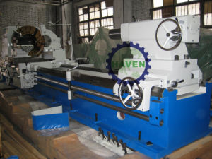 Pipe Thread Lathe Oil Country Lathe CW6646/5000 pictures & photos