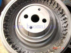 Die Casting Solid Tire Mould pictures & photos