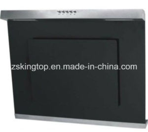Glass Panel Cooker Hood with CE pictures & photos