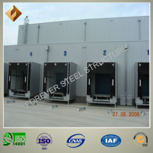 Prefabicated High Quality Steel Structure Warehouse