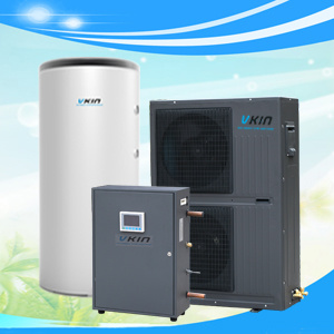 R410A DC Inverter Split Type Air to Water Chiller/ETL/UL/SGS/GB/CE/Ahri/cETL/Energystar/ Vrha-60an1DC/Inb