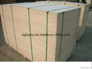 Best Price Double Sided Melamine Laminated Plywood with 18mm pictures & photos