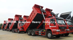 Dump Trucks 6X4 pictures & photos