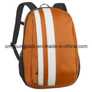Fashion Tarpaulin Laptop Computer Backpack Travel Bag pictures & photos