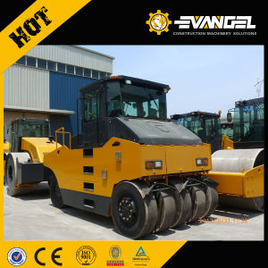 Xcm XP163 16ton New Vibratory Rubber Tire Road Roller for Sale pictures & photos