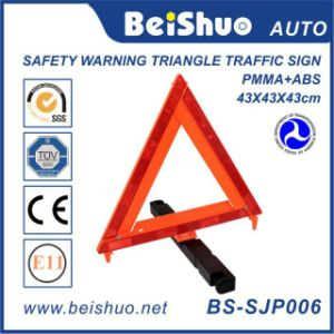 Warning Triangle for Roadway Early Warning Road Safety pictures & photos