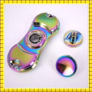 Steel Bearing Zinc Alloy Colorful Fidget Hand Spinner pictures & photos