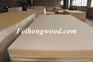 Plain MDF (Medium-density firbreboard) for Furniture and Decoration (15FH-PM06) pictures & photos